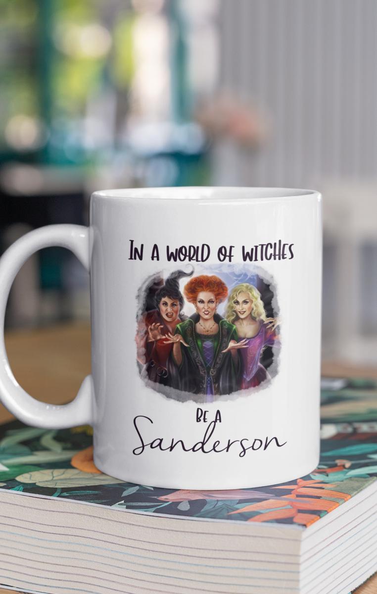 Be A Sanderson Mug