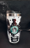Halloween Queen Travel Mug