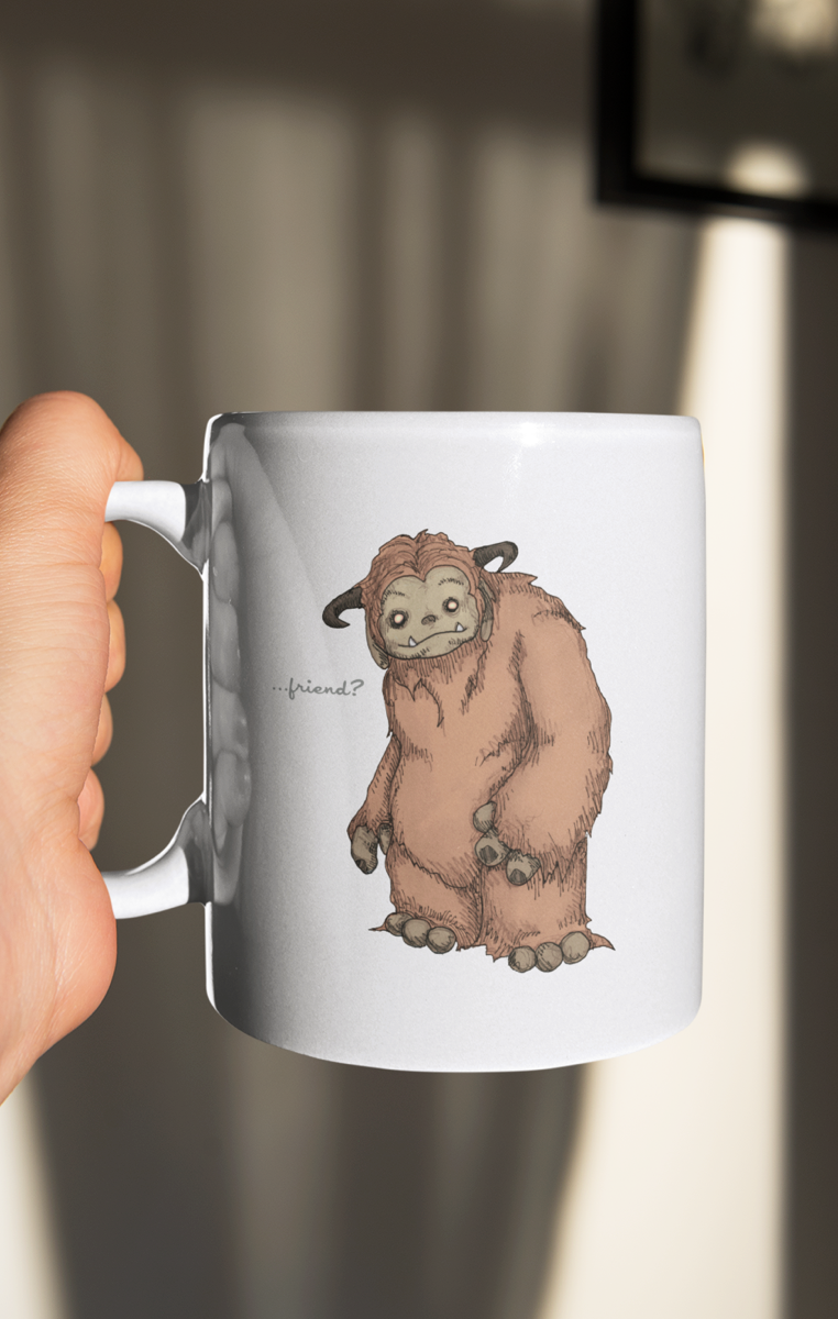 Friend? Mug RRP £7.99