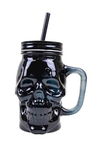 Skull Glass (FREE WHEN SPENDING £25)