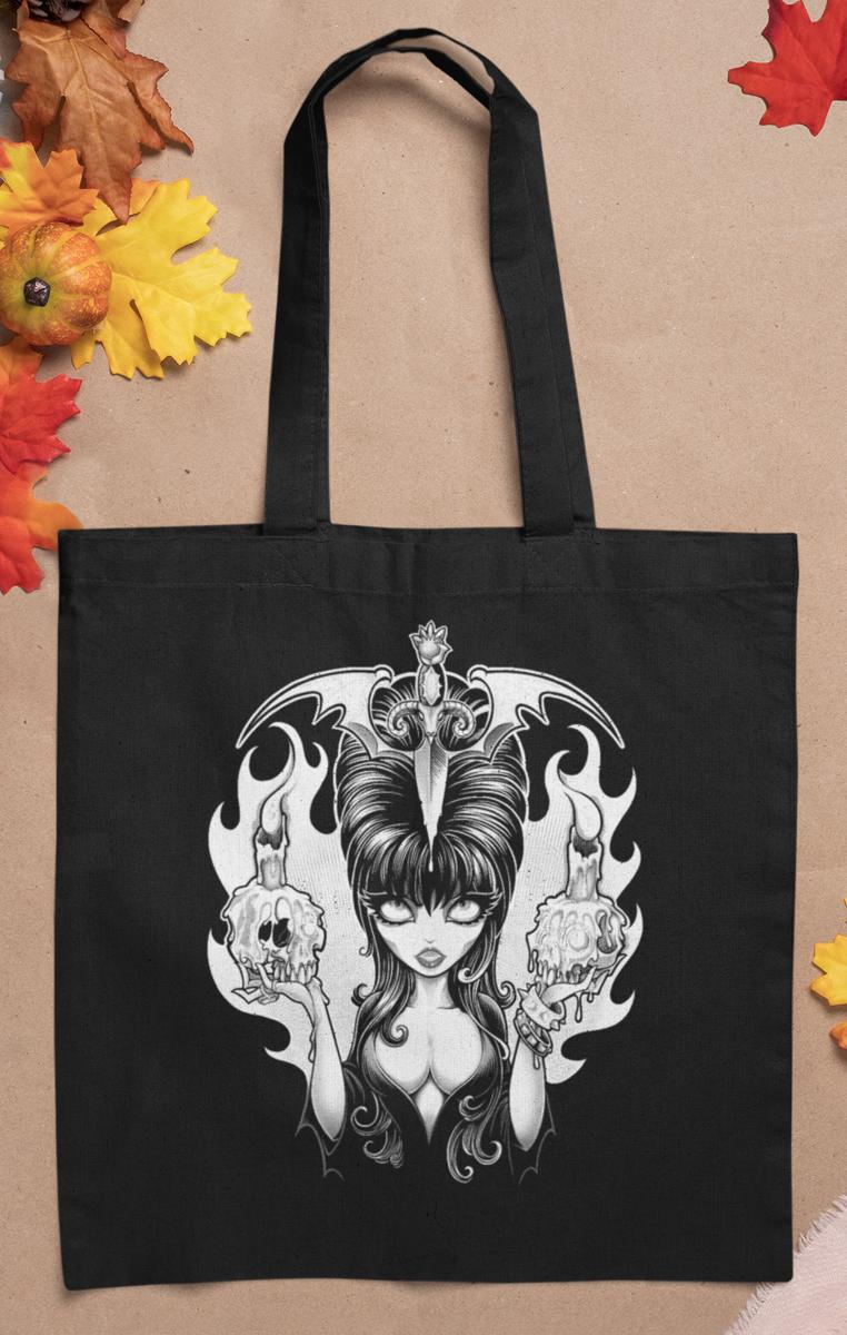 Mistress Of The Dark Tote Bag RRP £9.99