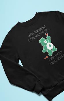 Christmas Care Bear Sweatshirt RRP £29.99
