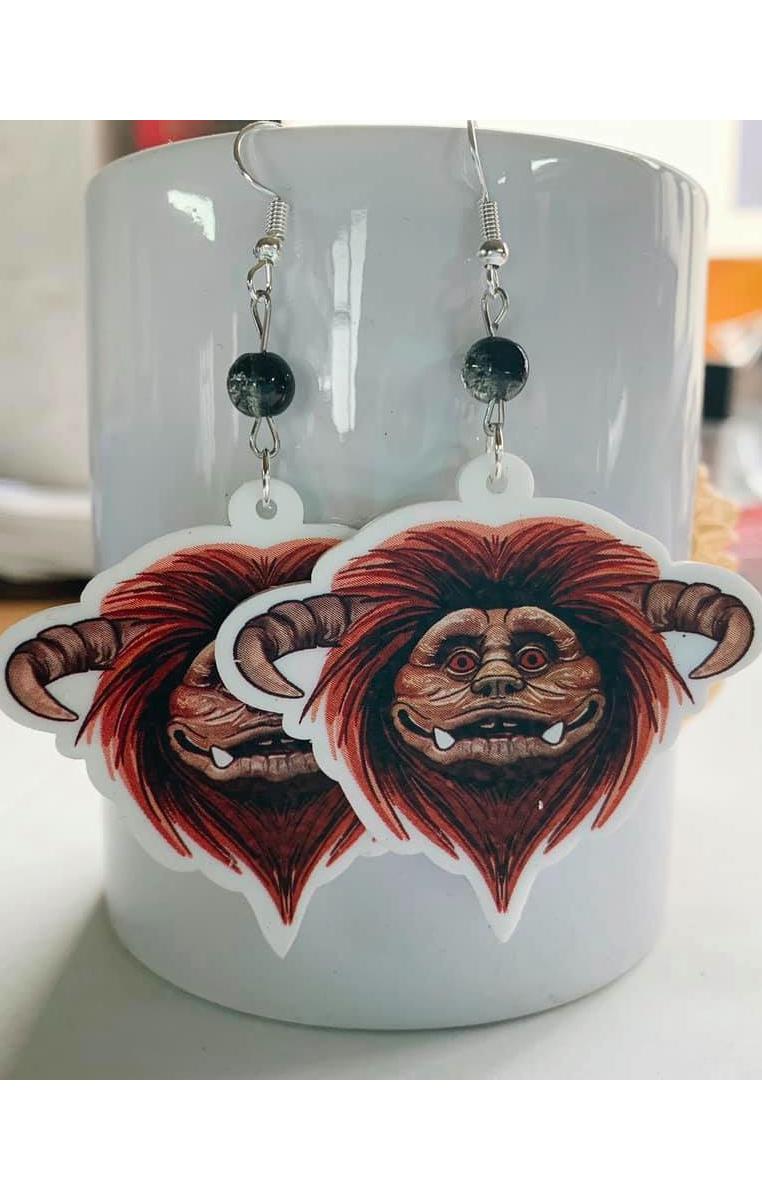 Ludo Earrings