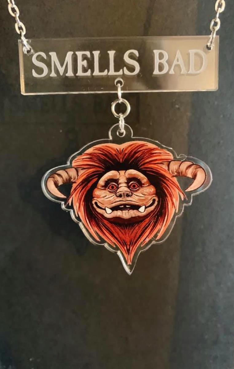 Smells Bad Necklace