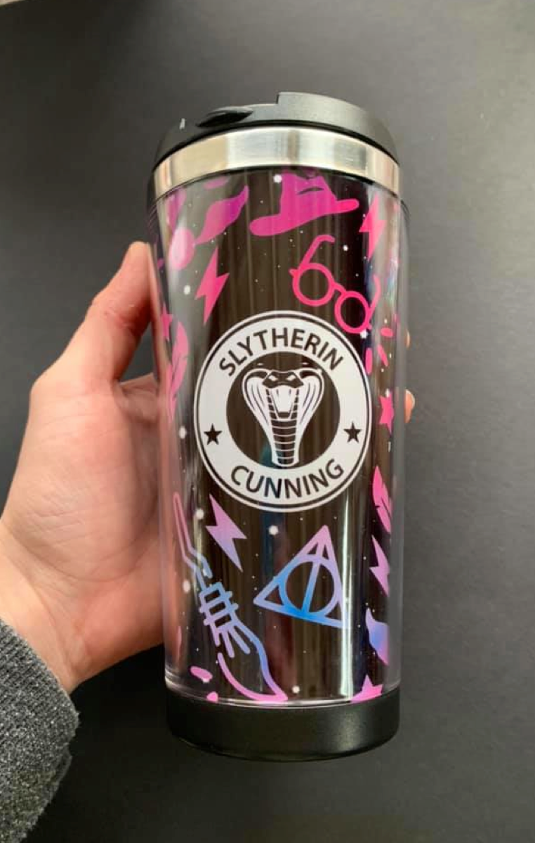 Slytherin Travel Mug