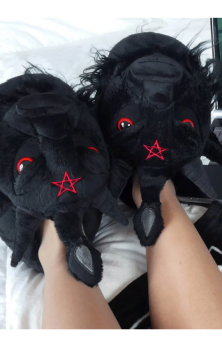 Dark Lord Slippers S/M