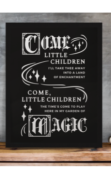 Come Little Children Print RRP £4.99-£9.99