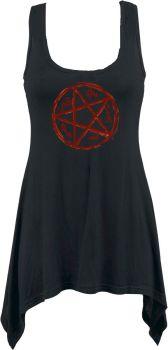 Supernatural Devils Trap Handkerchief Vest Dress RRP £29.99