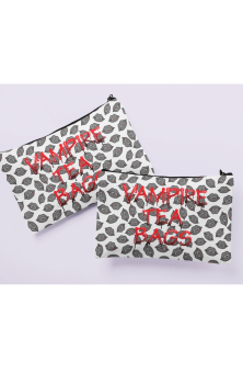 Vampire Tea Bags Pouch