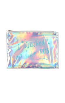 I Washed Up Like This Make Up Pouch RRP £7.99