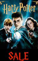 HARRY POTTER SALE - Must be paid by 14th Dec