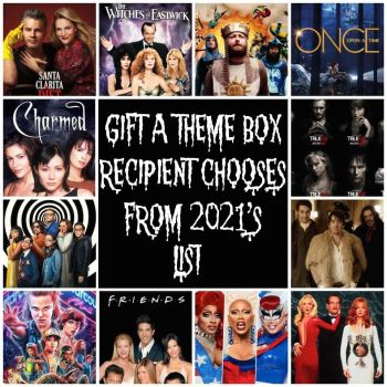 Gifted Theme Box - choose from any 2021 themes