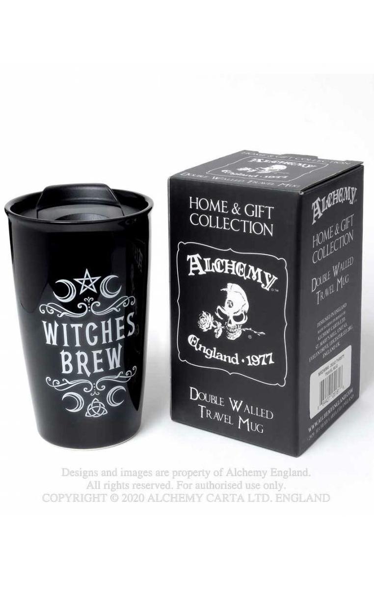 Witches Brew Travel Mug #133