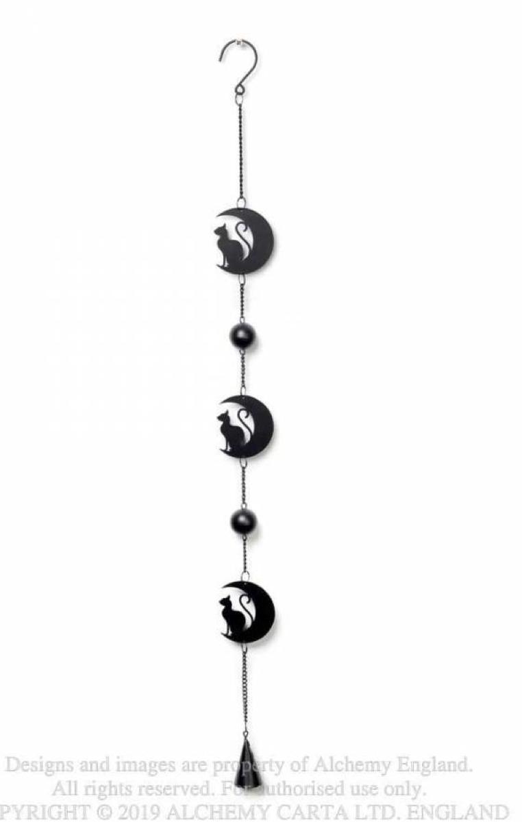 Black Cat Hanging Decoration #431