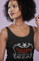 Spellman Mortuary Vest Top