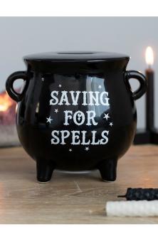 Cauldron Money Box CT