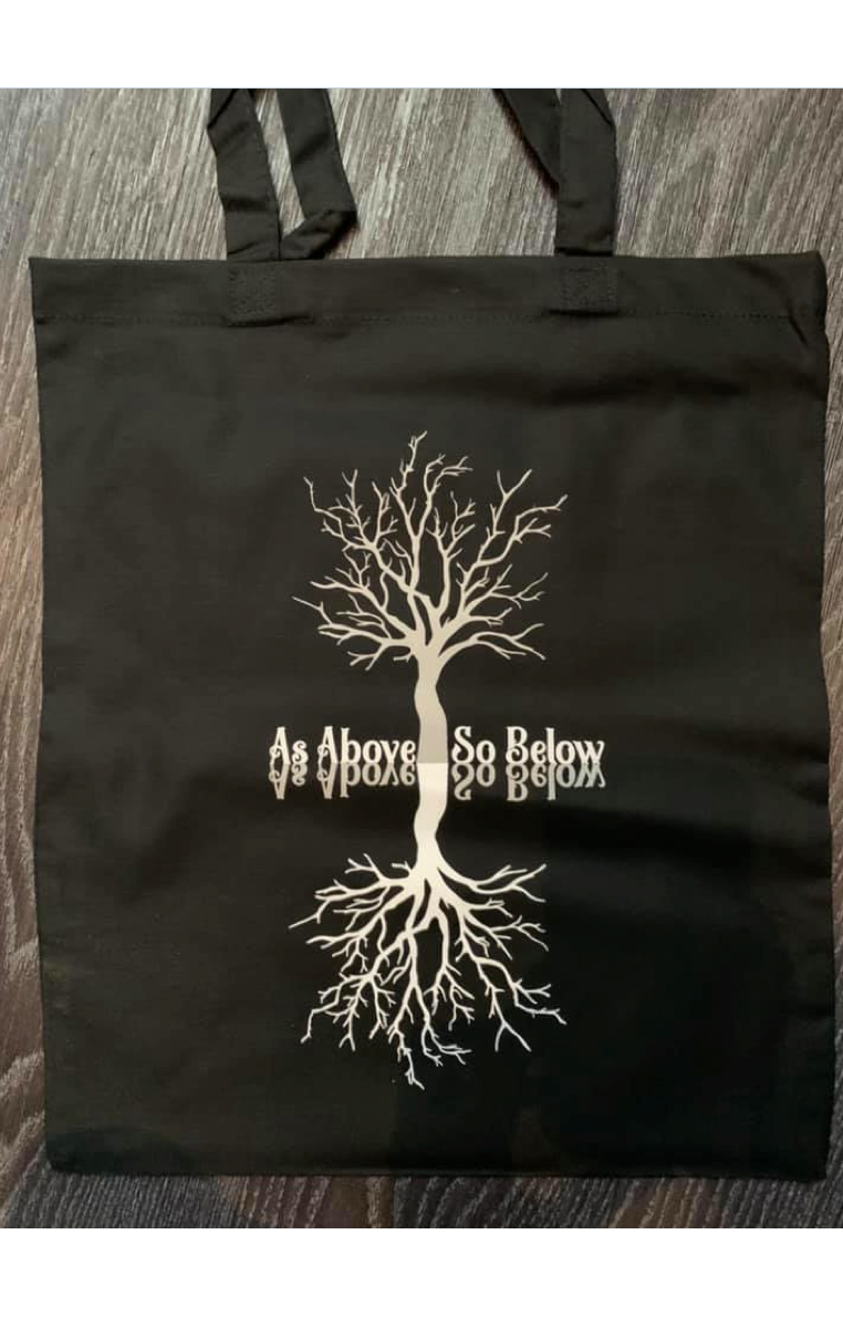 AS ABOVE Tote Bag #200