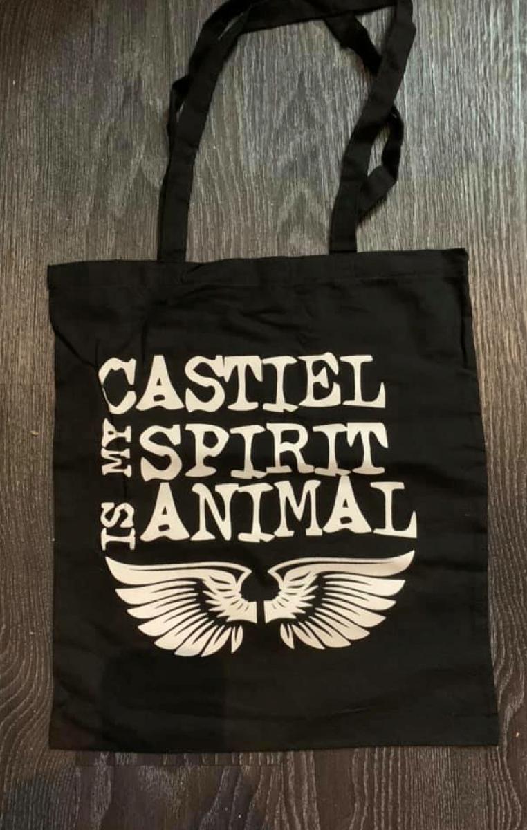CASTIEL Tote Bag