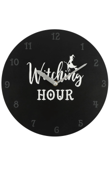 Witching Hour Black Clock 200T