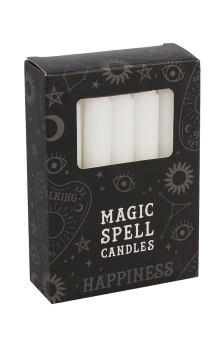 Happiness Spell Candles #411