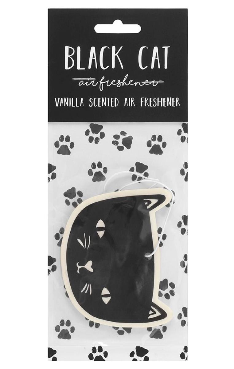 Black Cat Air Freshener #418