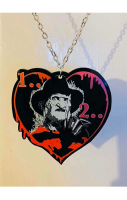 1, 2, Freddy Necklace