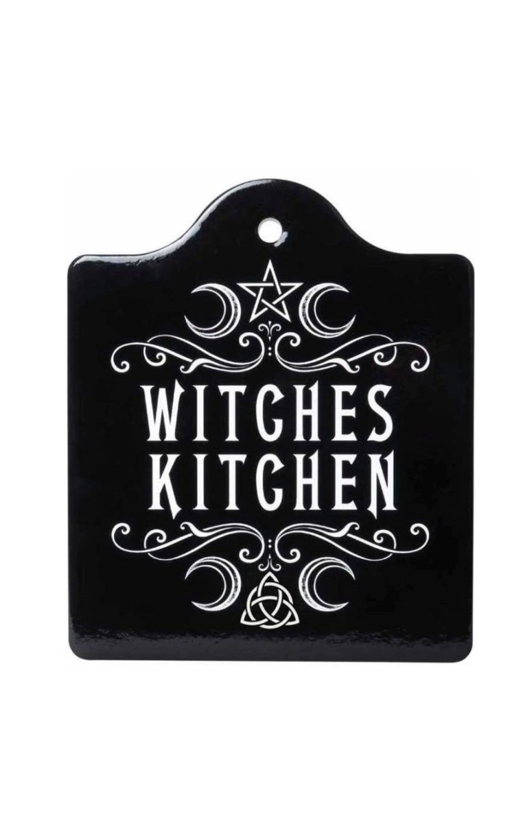 Witches Kitchen Chopping Board/Trivet #319