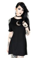 Crescent Tunic Dress
