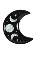Crescent Moon Trinket Dish #403
