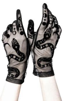 Snake Gloves
