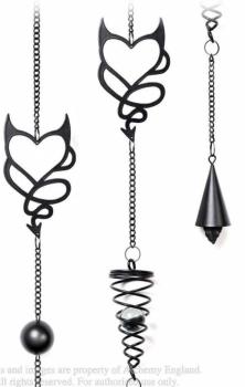 Devil Heart Hanging Decoration #431