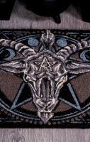 Baphomet Door mat