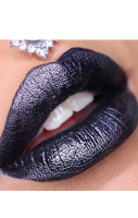 Black Unicorn Goo Metallic Lipstick