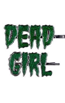 Dead Girl Hair Slides #309