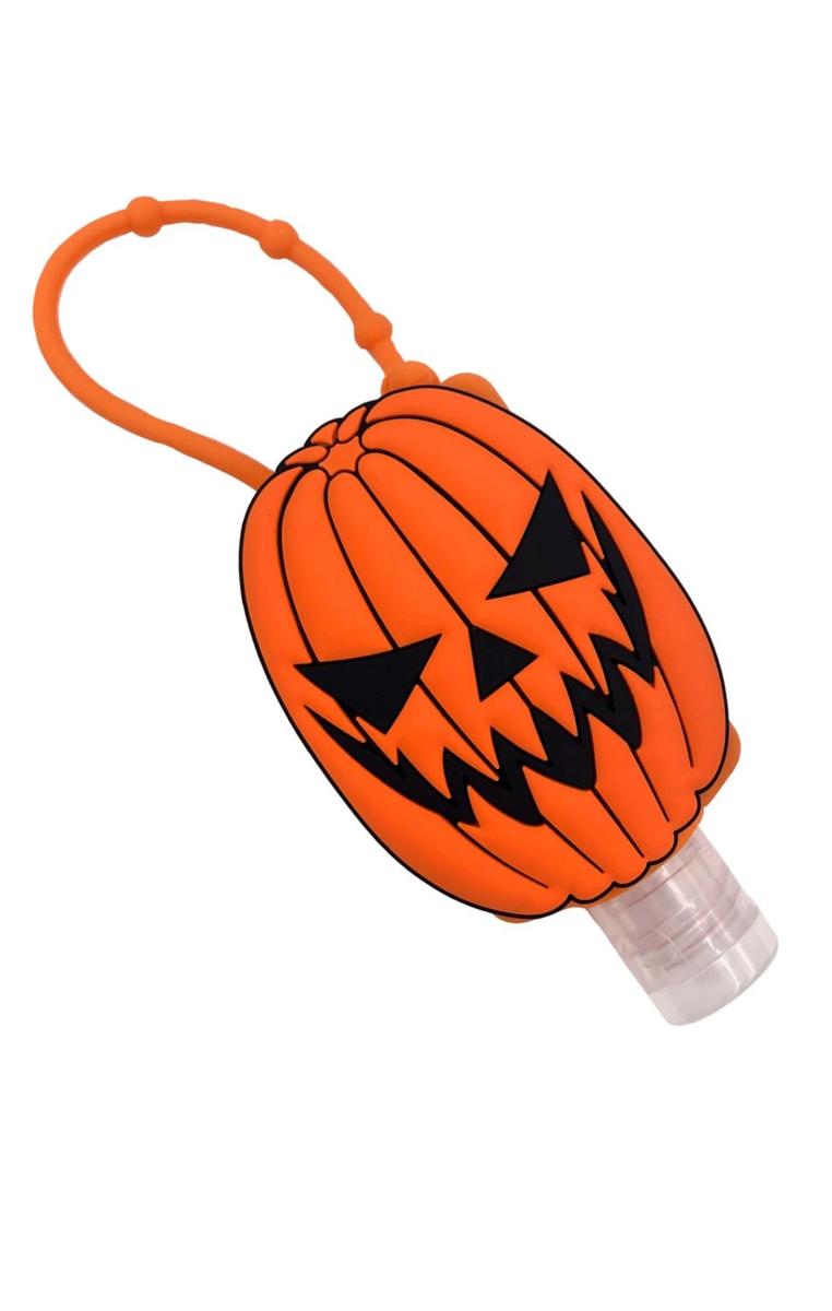 Pumpkin Hand Sanitiser Holder