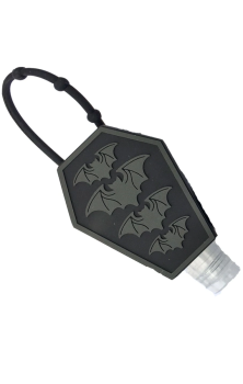 Bat Coffin Hand Sanitiser Holder