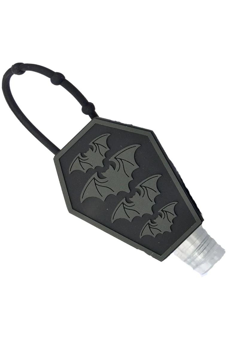 Bat Coffin Hand Sanitiser Holder