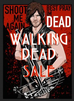 WALKING DEAD SALE