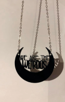 We Are The Weirdos Necklace