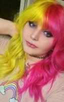 Inflashy Colours Yellow - Salon Quality Dye 150ml #127