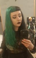 Inflashy Colours Green - Salon Quality Dye 150 ml #124