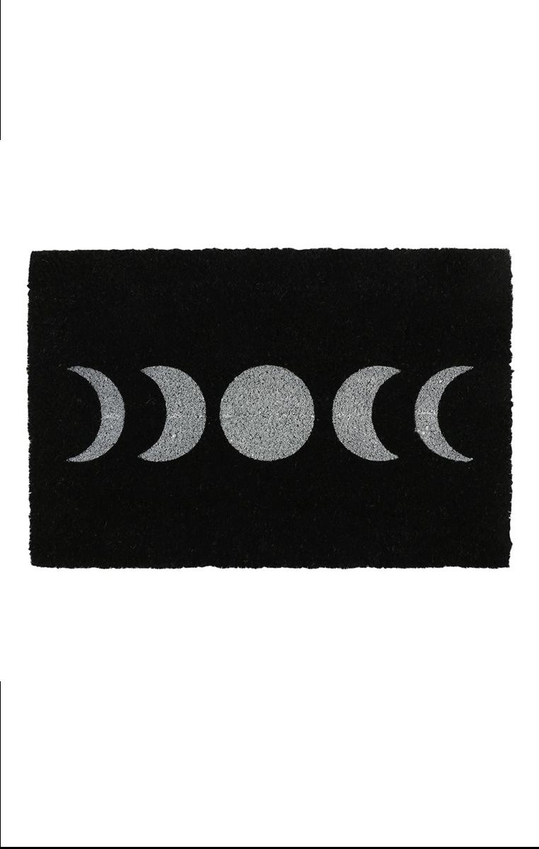 Moon Phase Door mat