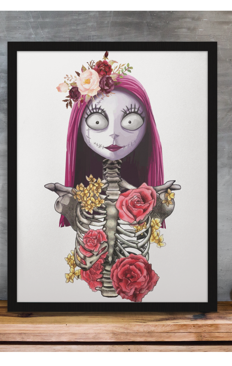 Sally A4 Print