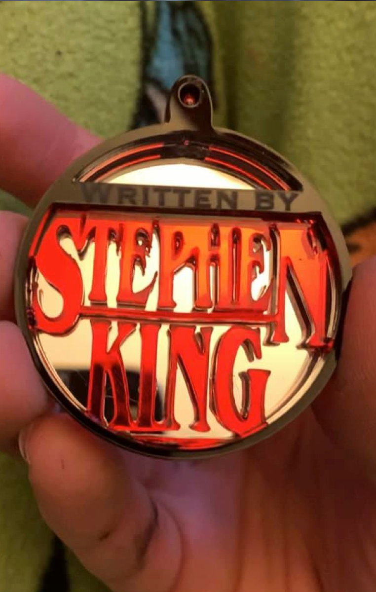 Stephen King Layered Necklace