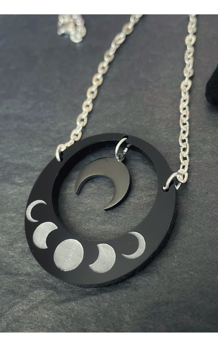 Mystic Moon Necklace RRP £7.99