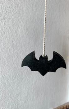 Bat Bathroom Light Pull
