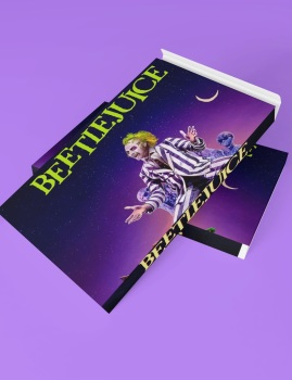 Beetlejuice Mini Theme Box