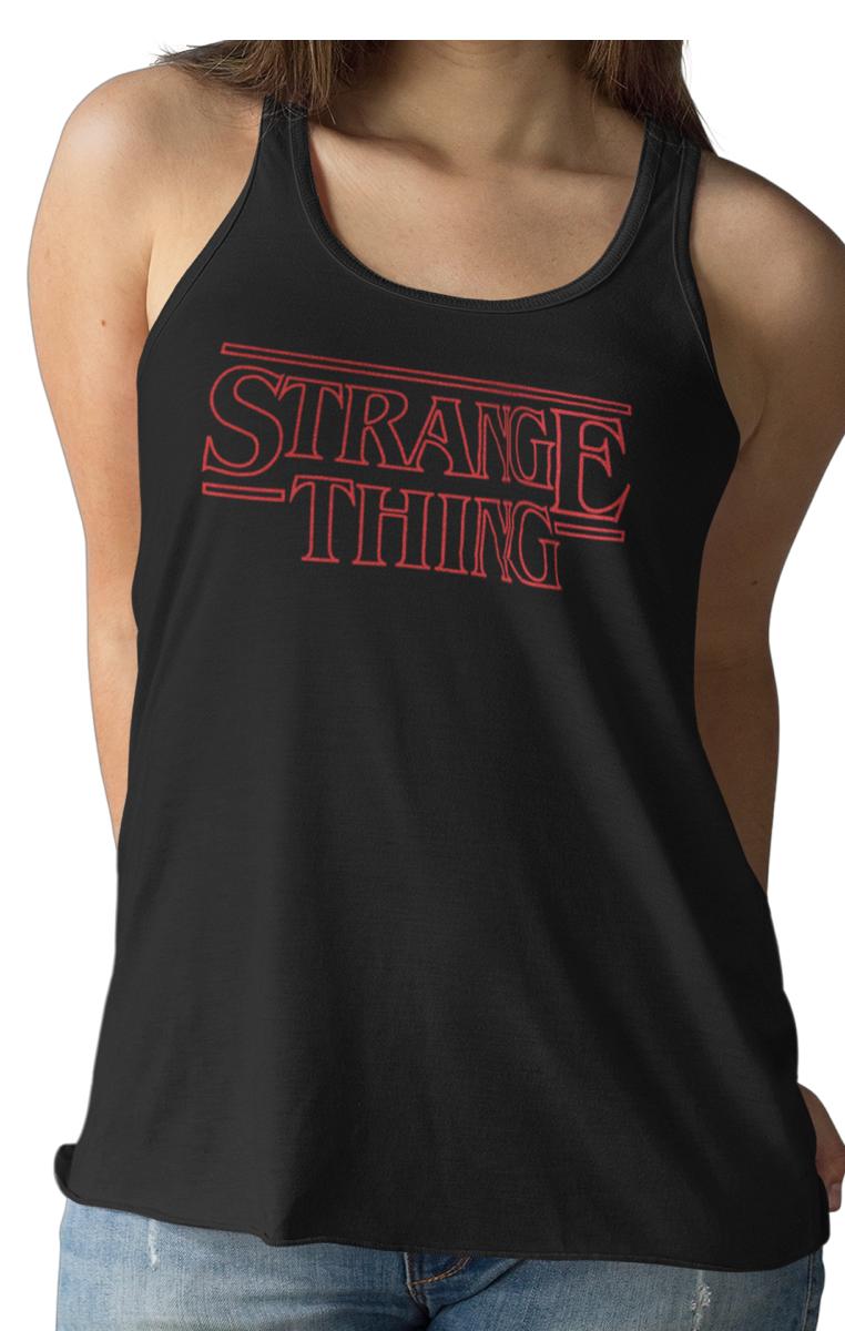 Strange Thing Vest Top