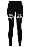 Brushed Pentagram Leggings
