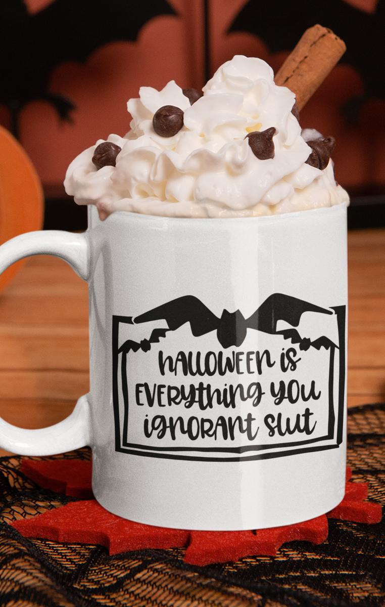 Halloween Is Everything Mug